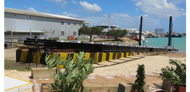 Tonga reopens slipway after upgrade to facility completed