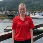 Port Alberni Port Authority awards Gillian Trumper Memorial Bursary to Paige Tardif