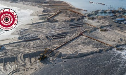 Great Lakes Dredge announces receipt of $117.8 million in awarded work