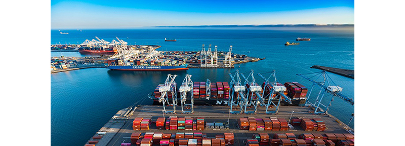 Port of Long Beach sees best August on record