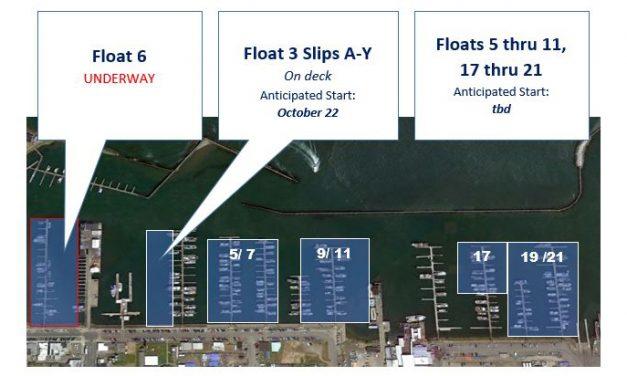 Port of Grays Harbor: Westport Marina dredging update