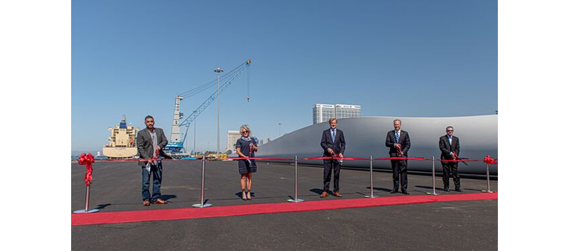 Port of San Diego celebrates completion of Tenth Avenue Marine Terminal Modernization Project