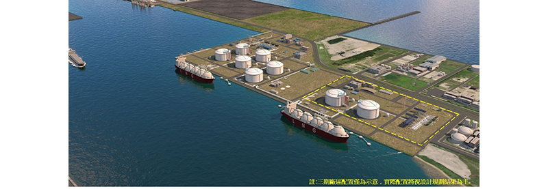 CPC Corporation set to expand Port of Taichung LNG Receiving Station