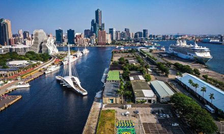 Port of Kaohsiung partners with popular City Marathon Events to promote City's touristic charms