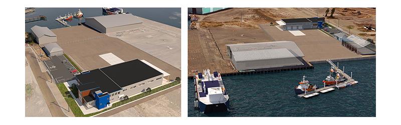 New spill response base construction starts at Port of Nanaimo