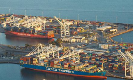 Port of Long Beach hits cargo milestone amid COVID-19 crisis