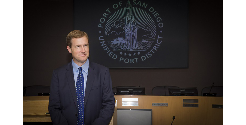 New year, new leadership for Board of Port of San Diego Commissioners