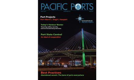 Pacific Ports Magazine – January/21 Issue
