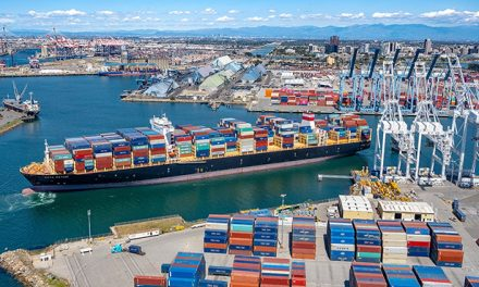 Port of Long Beach moves a record 8.1 million TEUs in 2020