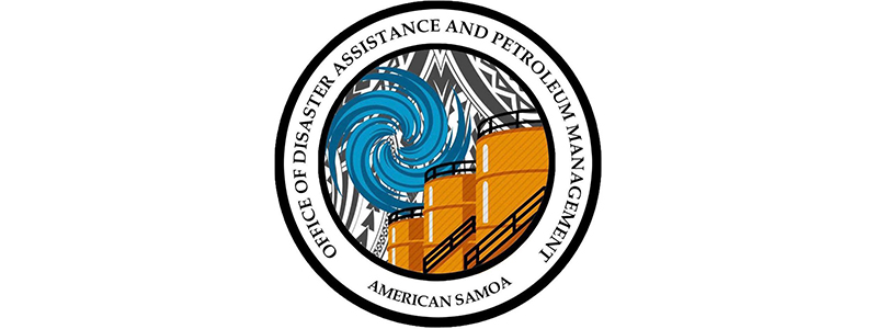 American Samoa's Office of Disaster Assistance unveils new logo