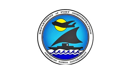 American Samoa Port Administration receives airport improvement grant