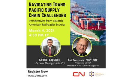 Navigating Trans Pacific Supply Chain Challenges: Perspectives from a North American Railroader in Asia