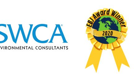 SWCA Environmental Consultants awarded two 2020 Environmental Business Journal (EBJ) Business Achievement Awards.