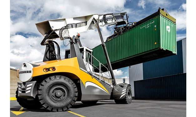 Liebherr presents new Smart Tyre Saving System
