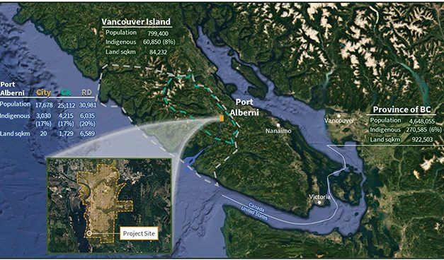 Port Alberni builds the case for a floating dry dock