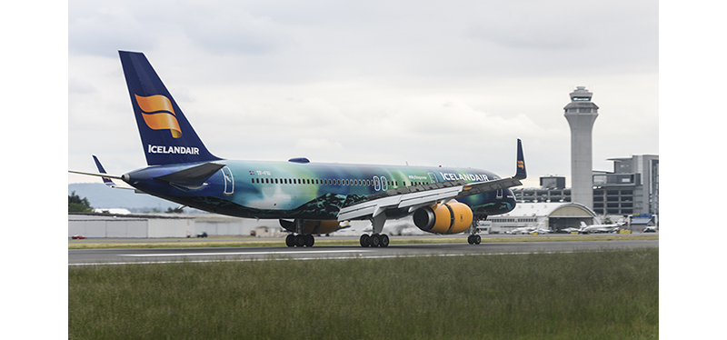 Icelandair returns to Portland with sale fares to Europe; Iceland open to all vaccinated travelers