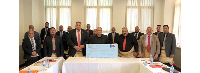 Ports Authority Tonga recap on Annual General Meeting