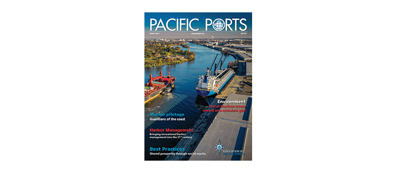 Pacific Ports Magazine / April 2021