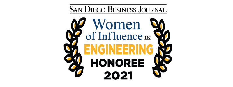 Two Port of San Diego employees recognized by San Diego Business Journal as Women of Influence in Engineering