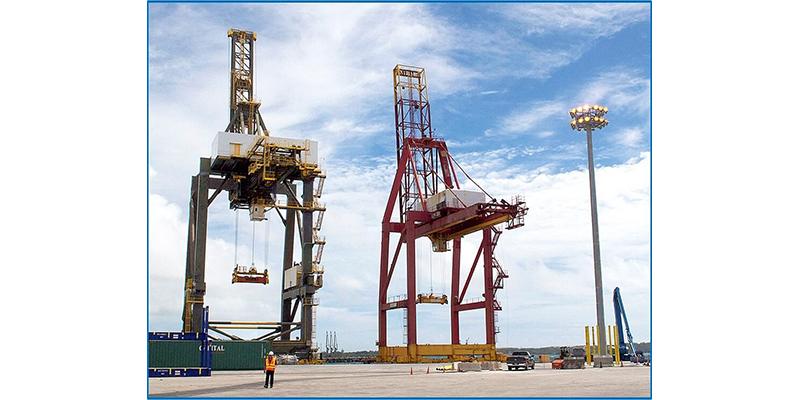 Port Authority of Guam set to remove inoperable cranes