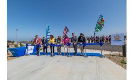 New RV resort, bike & pedestrian path now open on Chula Vista Bayfront