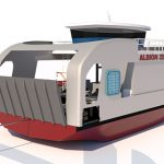 Albion Zero – true zero-emission ferry