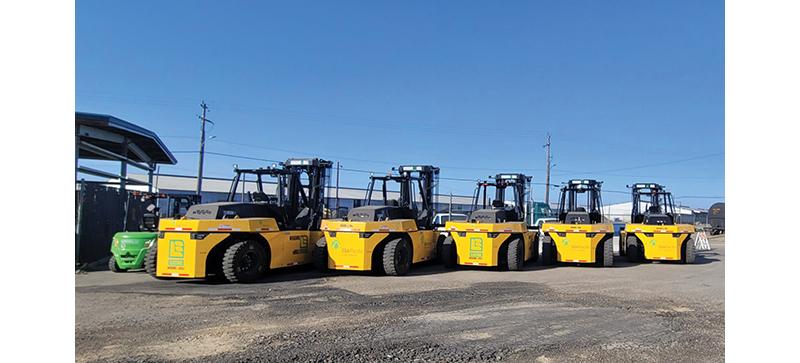 Port of Stockton moves toward zero-emissions goal