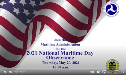 U.S. National Maritime Day celebrations