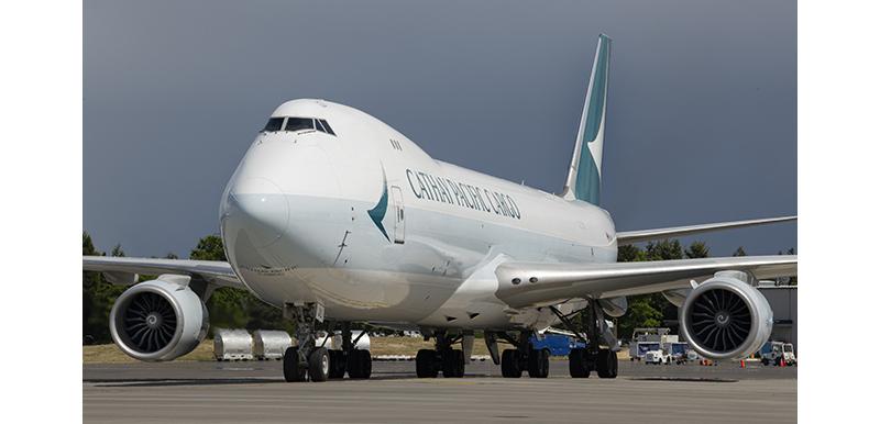 Port of Portland and Cathay Pacific partner to bring COVID-19 test supplies to India