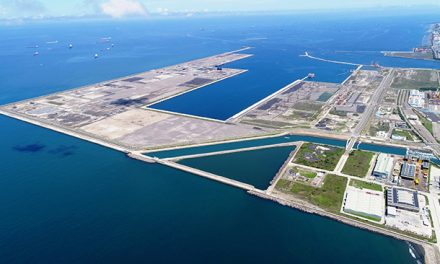 Taiwan's Port of Kaohsiung named a Top-3 Resilient Physical Infrastructure Finalist