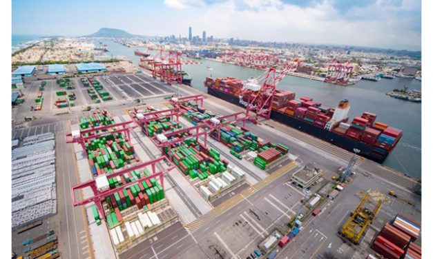 Evergreen and Kaohsiung Port pilot IoT solutions