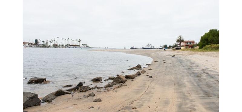 Port of San Diego to replenish sand at Kellogg Beach
