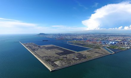 Port of Kaohsiung wins IAPH 2021 Award for Best Resilient Physical Infrastructure