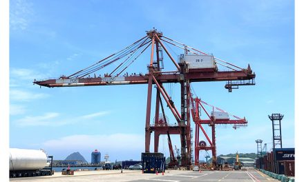 Port of Keelung enhances Public Container Wharf Facilities, further streamlining container yard services