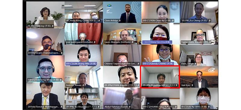 Taiwan's Port Bureau hosts APEC maritime expert group meeting to focus on recover of cruise