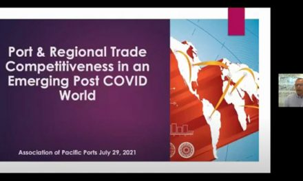 Presentation: Port and Regional Trade Competitiveness in an Emerging Post-COVID World