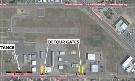 Port of Benton begins Prosser taxilane project