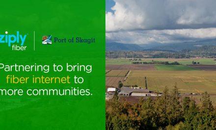 Port of Skagit and Ziply Fiber bringing fiber optic infrastructure to eastern Skagit County