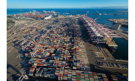 Port reaches milestone at Long Beach Container Terminal