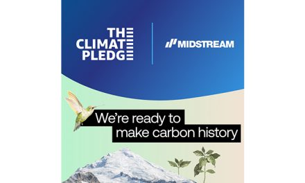 Midstream Lighting joins The Climate Pledge – co-founded by Amazon and Global Optimism – to help tackle climate change