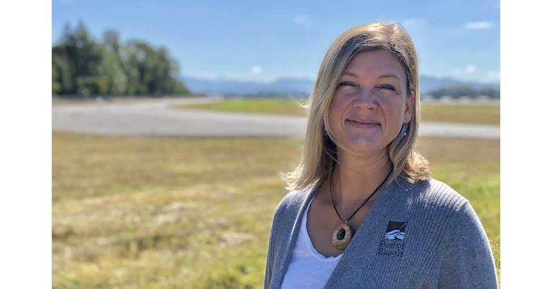 Sara Young starts as Port of Skagit Executive Director