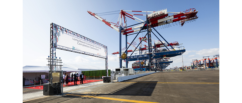 Long Beach Container Terminal: The making of a state-of-the-art terminal